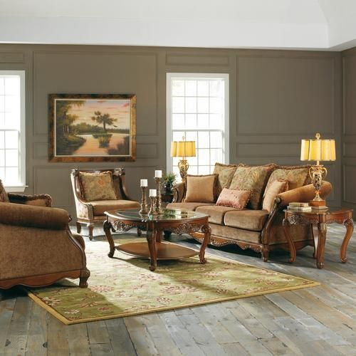 Best Living Room Furniture Brands: Badcock Living Room Set Product #: 993484 Series Name