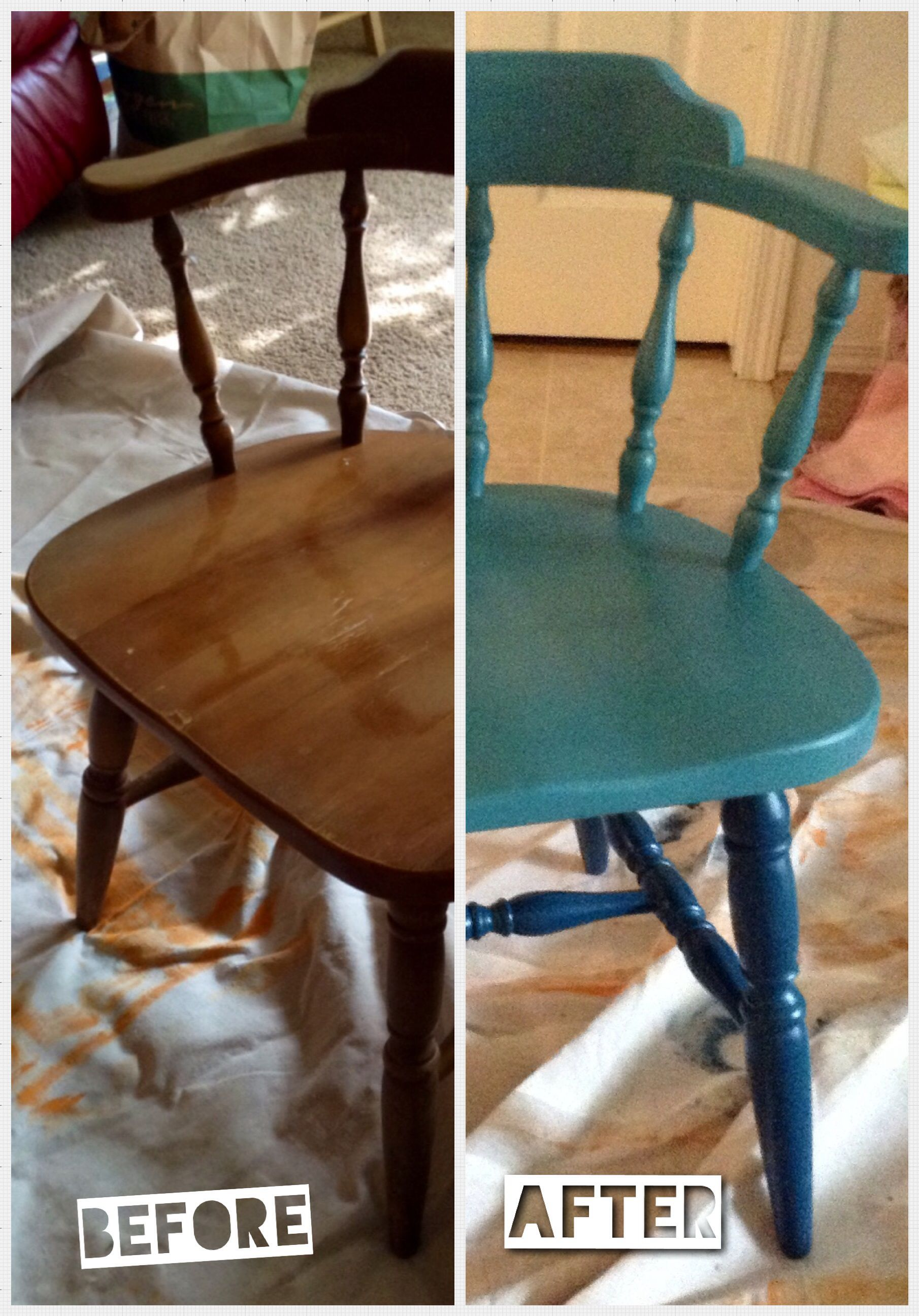 Terrific Annd My New Desk Chair Repurposed Dining Room Chair I Found Unemploymentrelief Wooden Chair Designs For Living Room Unemploymentrelieforg
