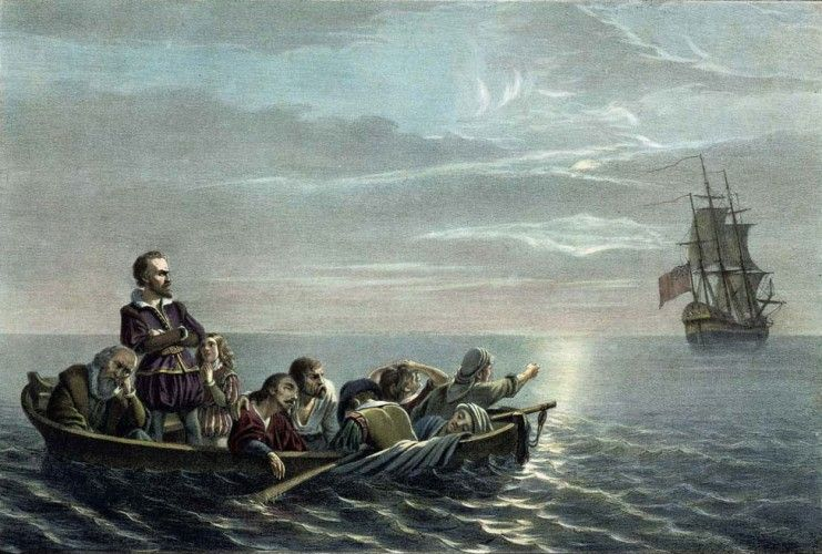 Henry Hudson, a Dutch sailor, explored the Hudson River