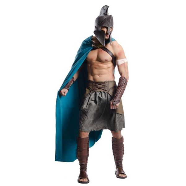 Think I found my costume for the Spartan Beast for that Halloween - womens halloween ideas