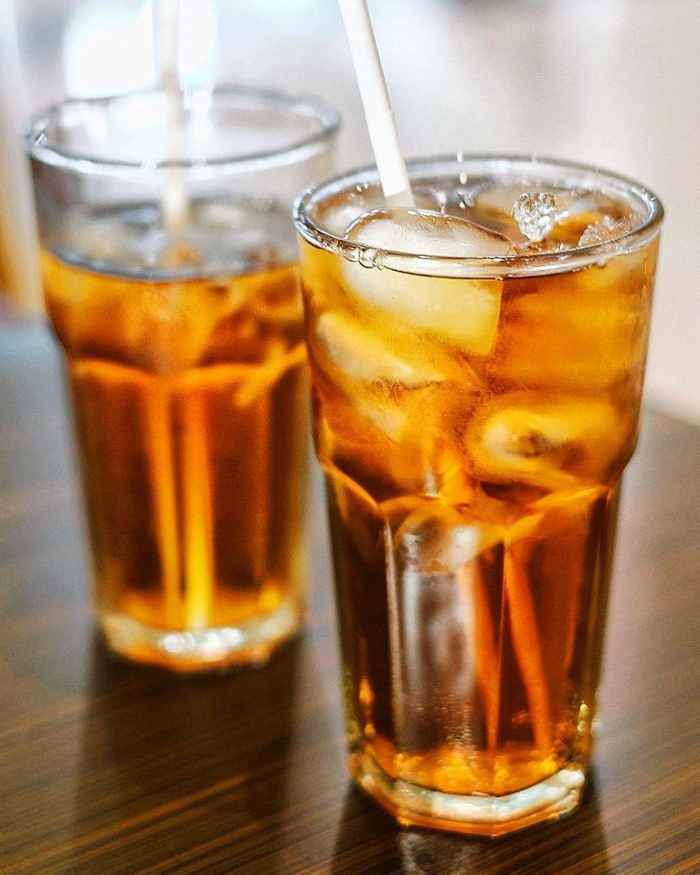 20 Resep Minuman Segar Instagram Resep Minuman Minuman Teh Manis