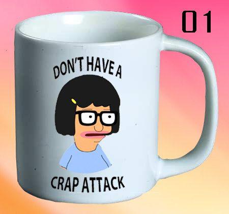 Tina Mug♡