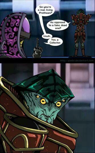 Love Javik S Face Masseffect Mass Effect Funny Mass