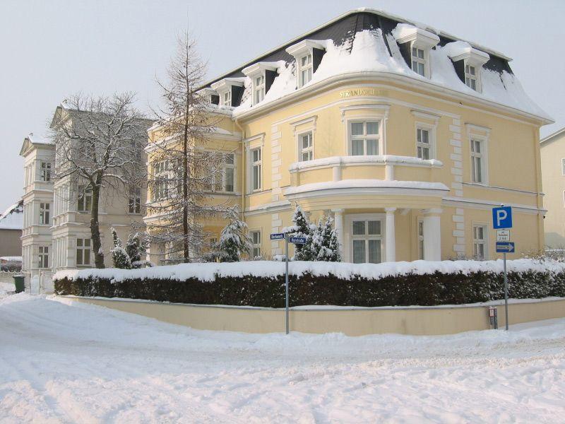 Villa Strandschloss im Schnee Reisen, Insel