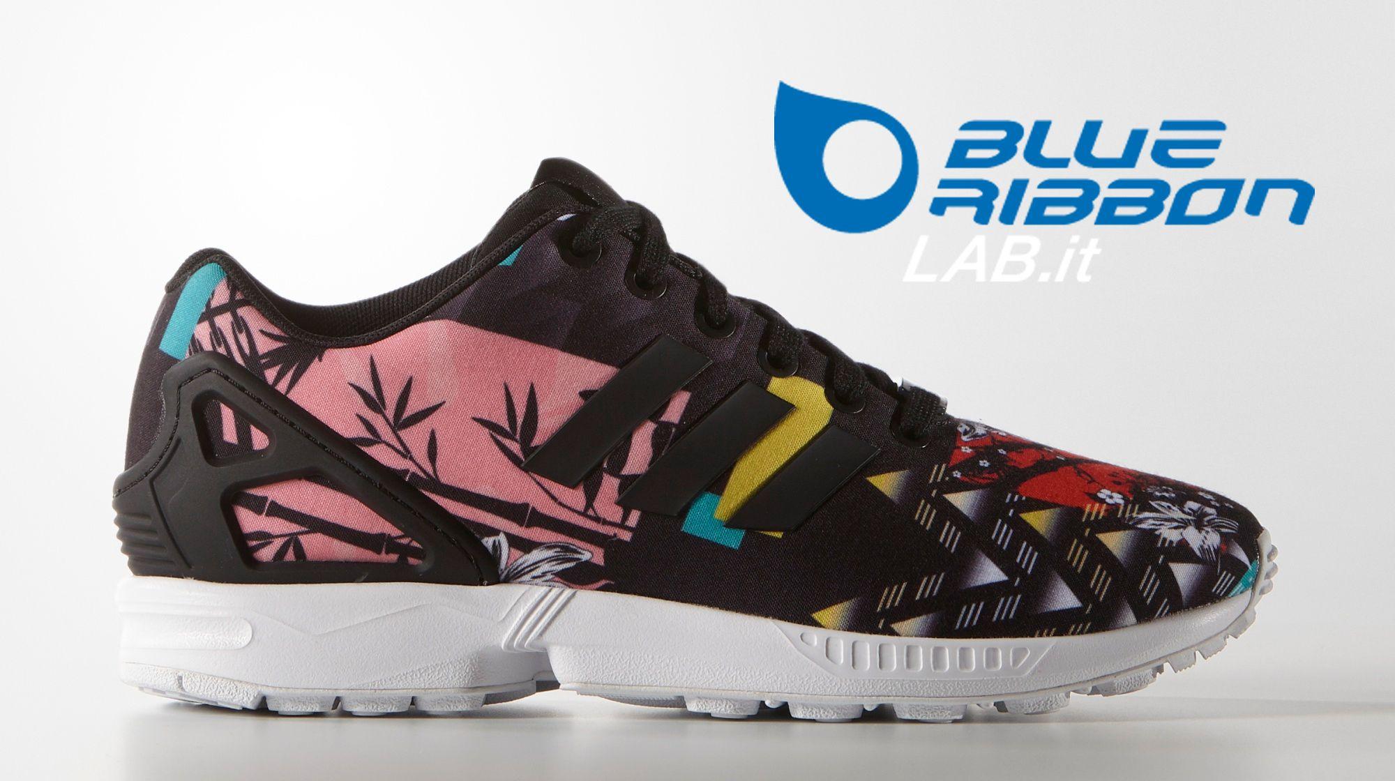 adidas zx flux w scarpe da corsa donna
