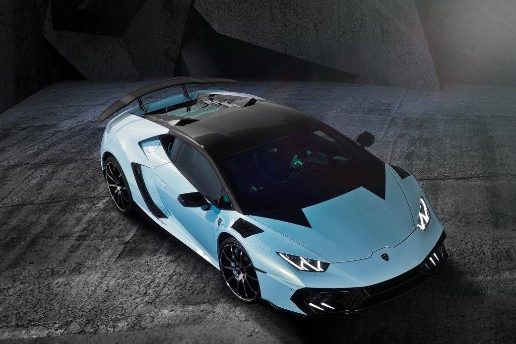 TOROFEO de Mansory: Un bestial Lamborghini Huracán de 1.000 hp