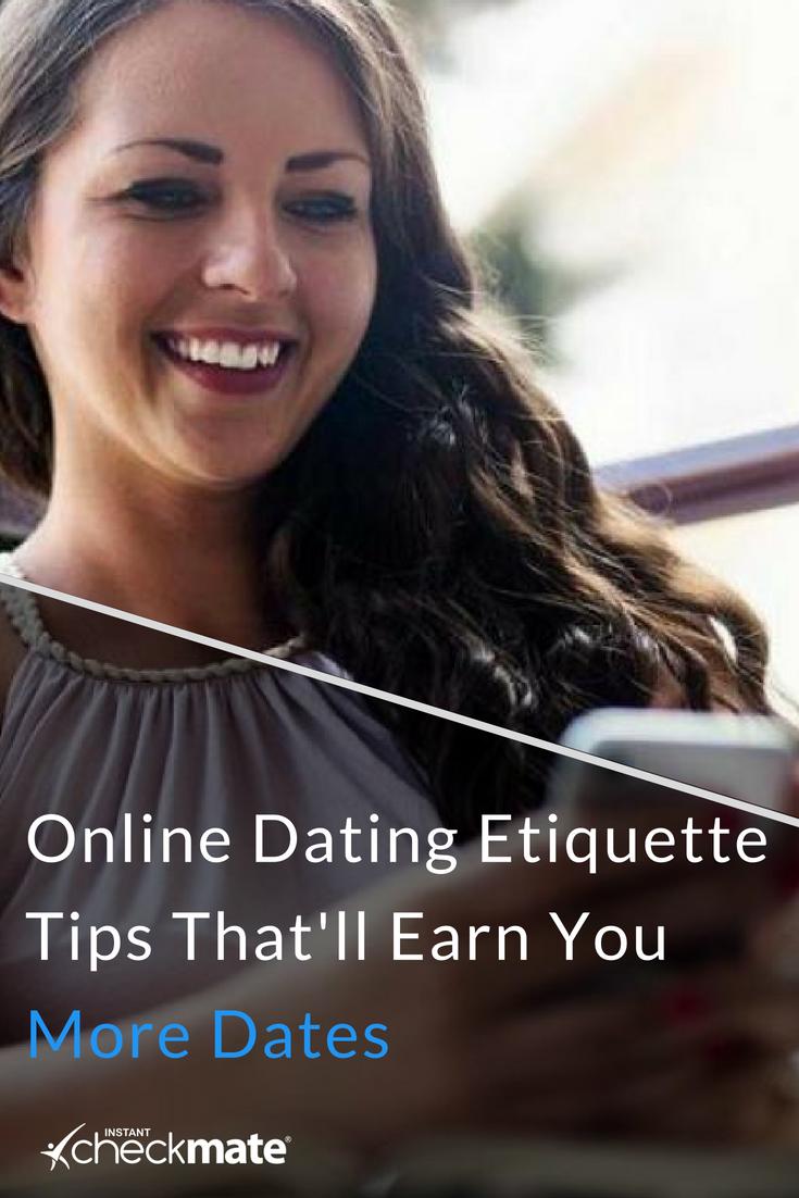 Hva er online dating etikette