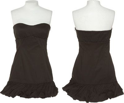 JACK by BB Dakota Stretch Strapless Dress W/ Gathered Hem: http://15dollarstore.com/p/jack-by-bb-dakota-stretch-strapless-dress-w-gathered-hem-2/3578587251050361