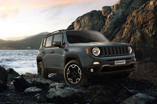 Fotos E Precos Jeep Renegade 2017 Jeep Renegade