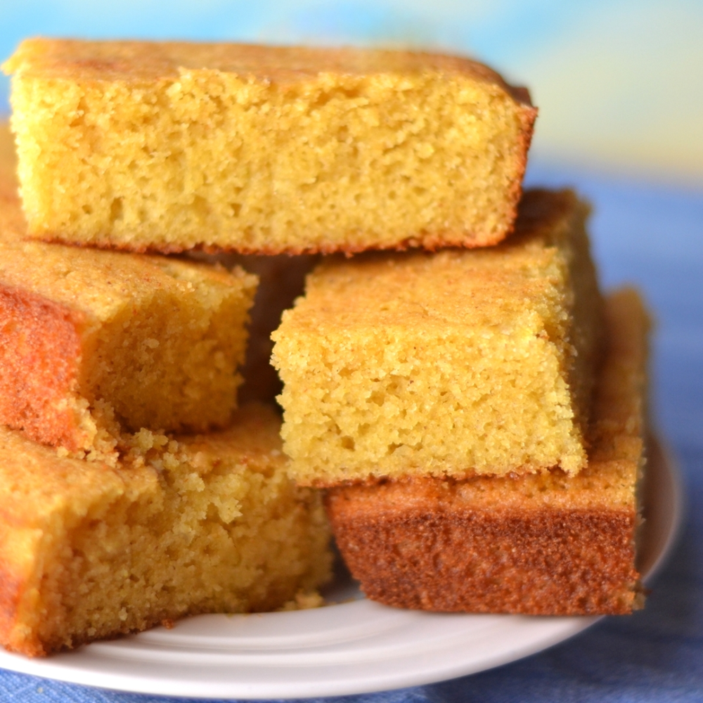 Golden Dairy Free Cornbread Recipe Lightly Sweet Version Recipe In 2020 Corn Bread Recipe Dairy Free Cornbread Recipe Buttermilk Cornbread