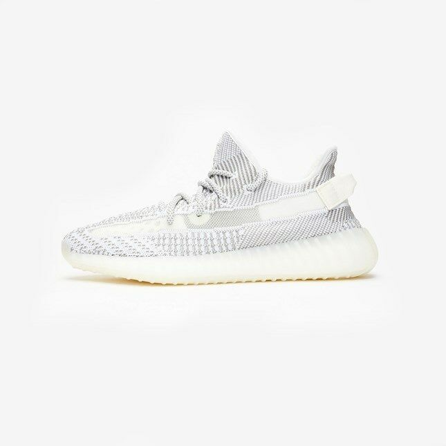 quality design 230a7 d8f18 eBay  Sponsored adidas Yeezy Boost 350 V2 Static (US Size 9.5)  Non-Reflective EF2905 Brand New