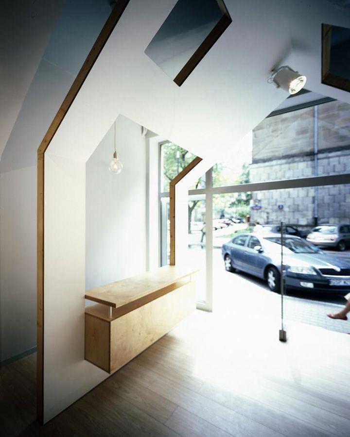 Fiu Fiu Concept Boutique By Mateusz Adamczyk U0026 Marcin Kwietowicz, Warsaw  Store Design