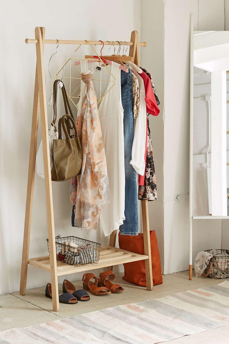 clothes racks