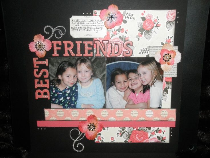 Scrapbook Ideas Scrapbook For Best Friend Friend Scrapbook Presents For Best Friends