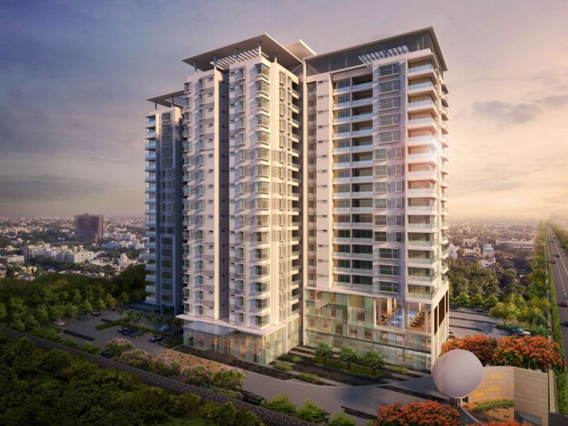 TVH Quadrant is crafted at the heart of Adyar and bestows