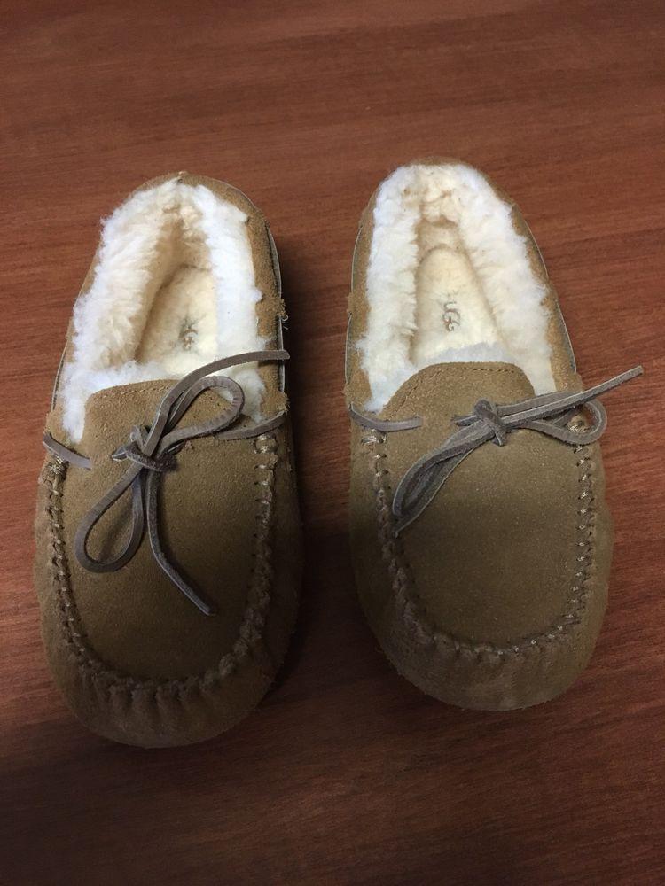 c3be551df33 kids ugg Dakota slippers size 1 #fashion #clothing #shoes ...