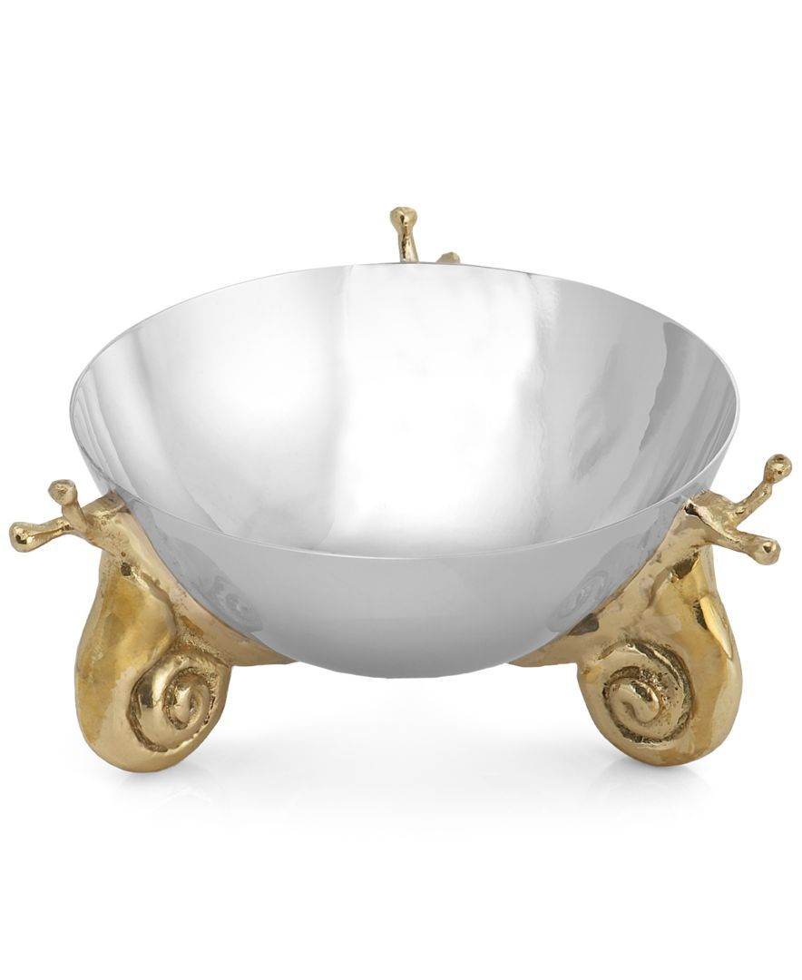 Michael Aram 25th Anniversary Commemorative Snail Bowl | Products ...