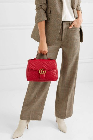 50e3931c273e23 Gucci   GG Marmont small quilted leather shoulder bag   NET-A-PORTER.COM