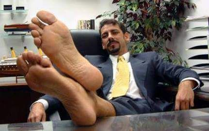 mature men feet tumblr