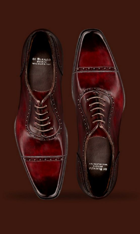 905cd6ae99 Bordeaux Dress Shoes for Men | Click on image to visit www.pooz.com ...