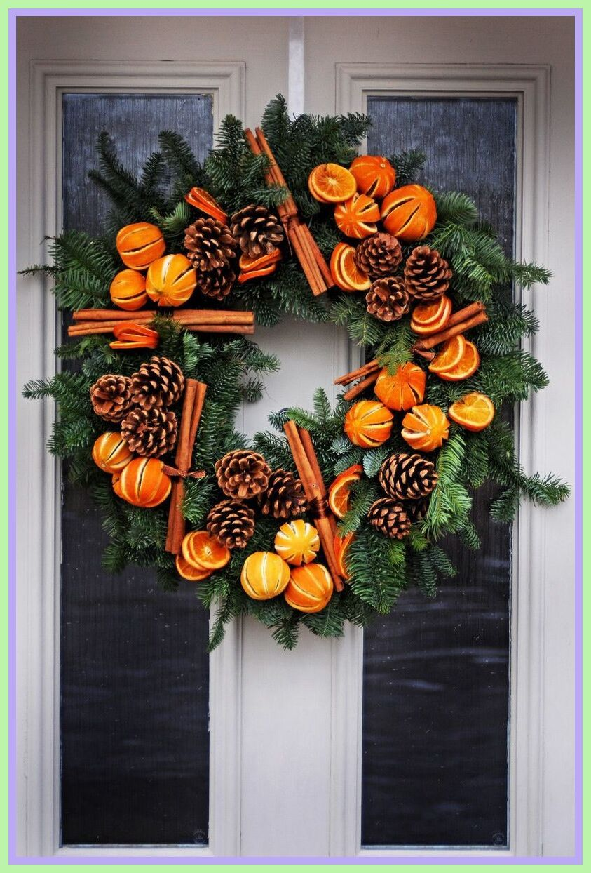 104 reference of decorative door wreaths uk in 2020