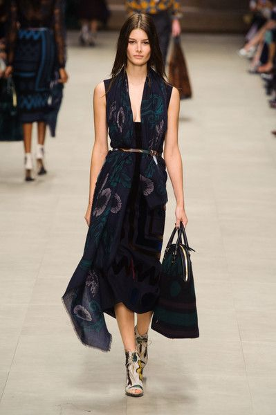 Burberry Prorsum at London Fashion Week Fall 2014
