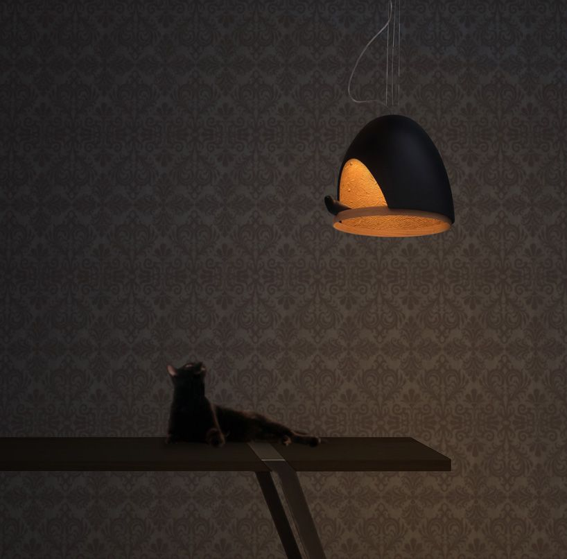 Oiseau Lamp By Olivier Chabaud Jean Francois Bellemere For