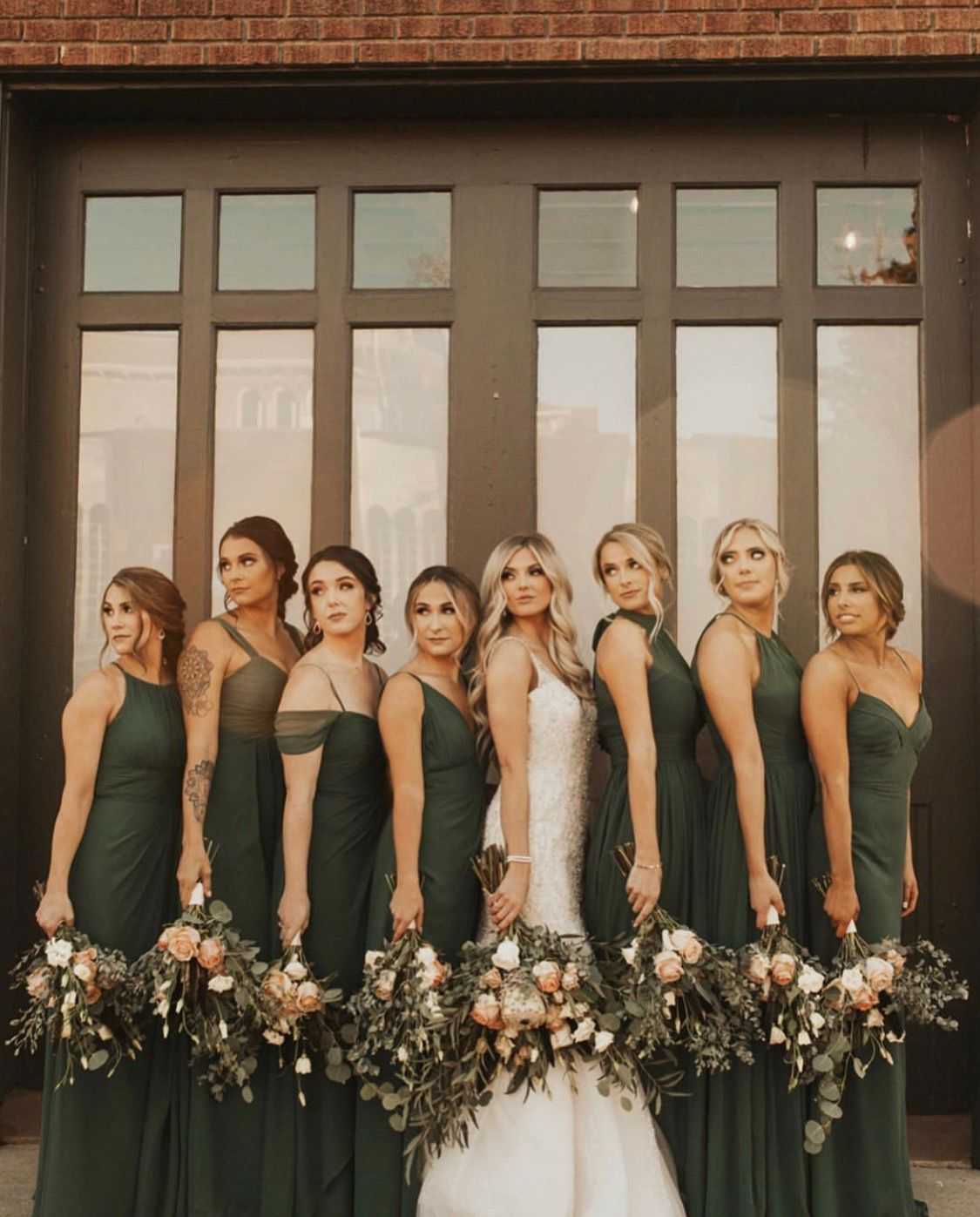 Forest Green Bridesmaids Dresses Forest Green Bridesmaid Dresses Fall Bridesmaid Dresses Green Bridesmaid Dresses [ 1397 x 1125 Pixel ]