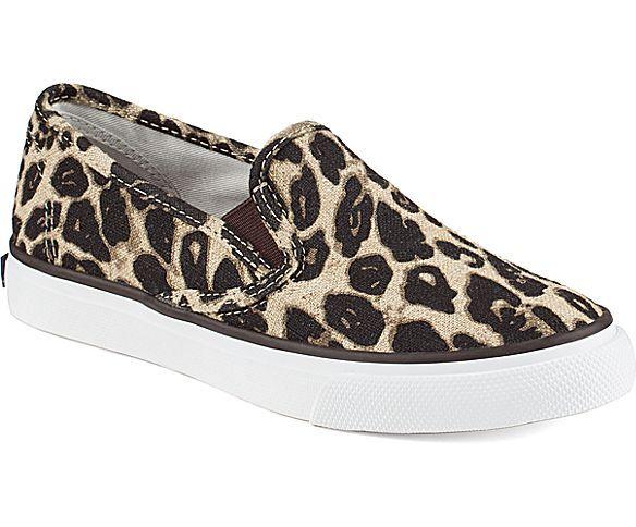 Seaside Leopard Sneaker | Leopard