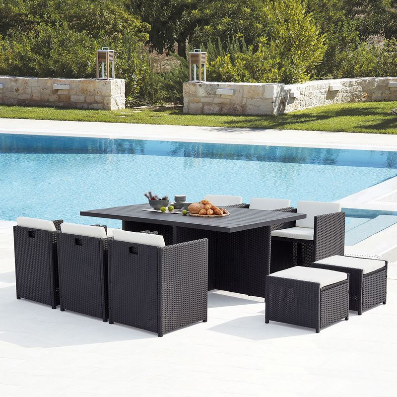Salon De Jardin In 2019 Outdoor Furniture Sets Rattan Sofa