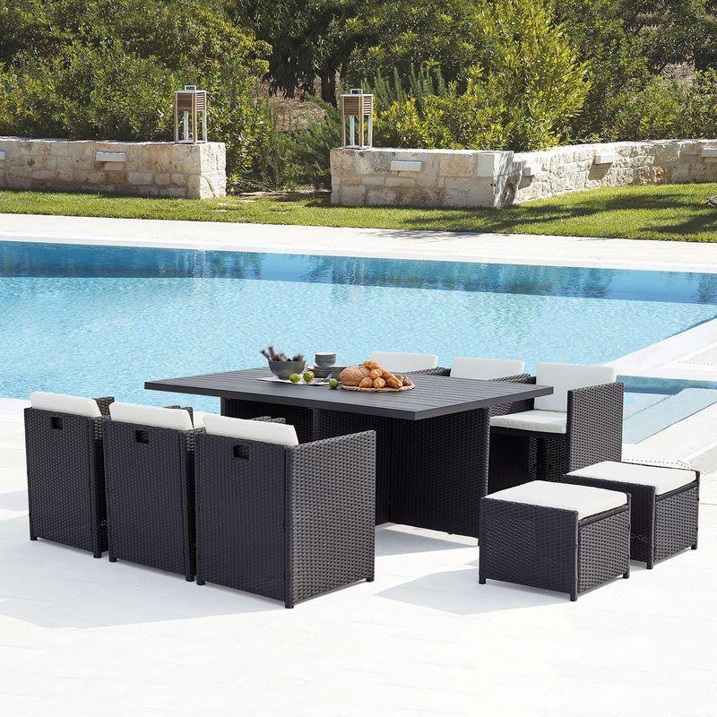 Salon de jardin in 2019 | Outdoor furniture sets, Rattan ...