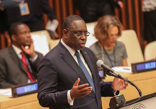 Mary Teuw Niane annonce un séminaire international en octobre sur les métiers des ressources naturelles - AP Sénégalaise