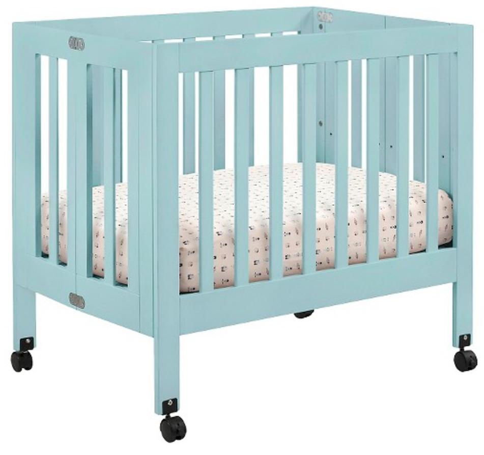 Target Mini Cribs (Pictured: Babyletto Origami Mini Crib ...