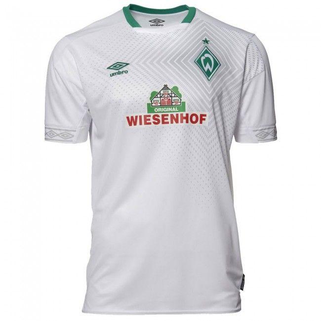 Werder Bremen 2018-2019  3era  3rd  3eme  werderbremen  football  futbol   soccer  fussball  futebol  calcio  tshirt  shirt…  dffe29fcd2d98