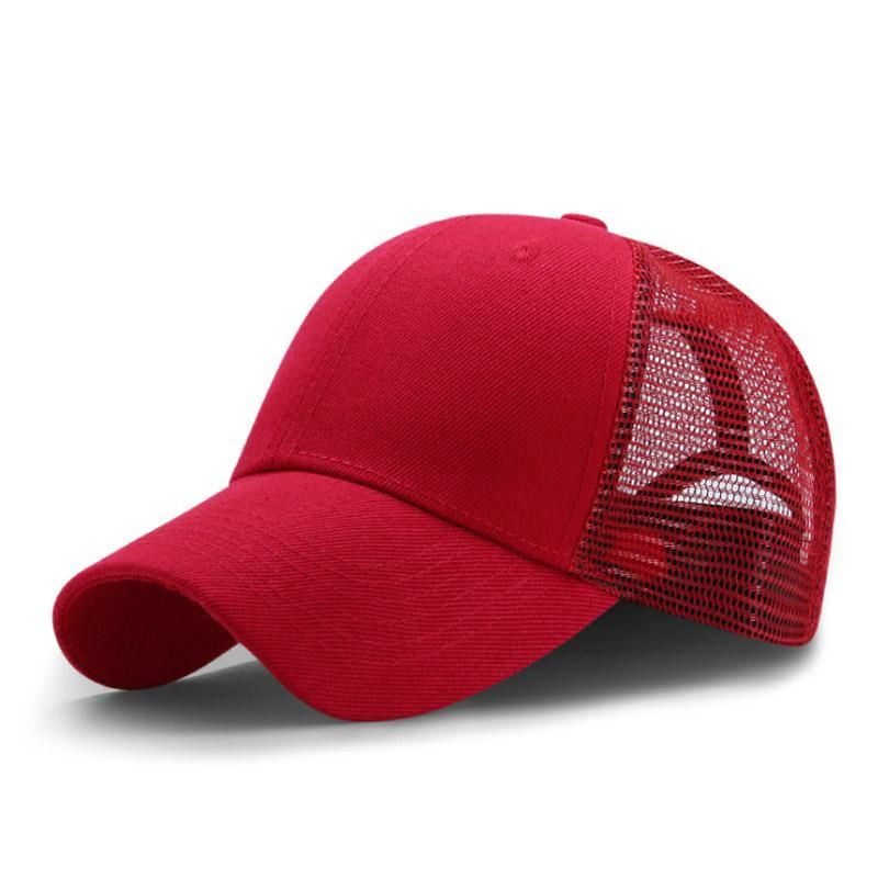 50e2d02e0b1  AETRENDS  2018 New Summer Sport Mesh Baseball Caps Men or Women Outdoor  Snapback Bone