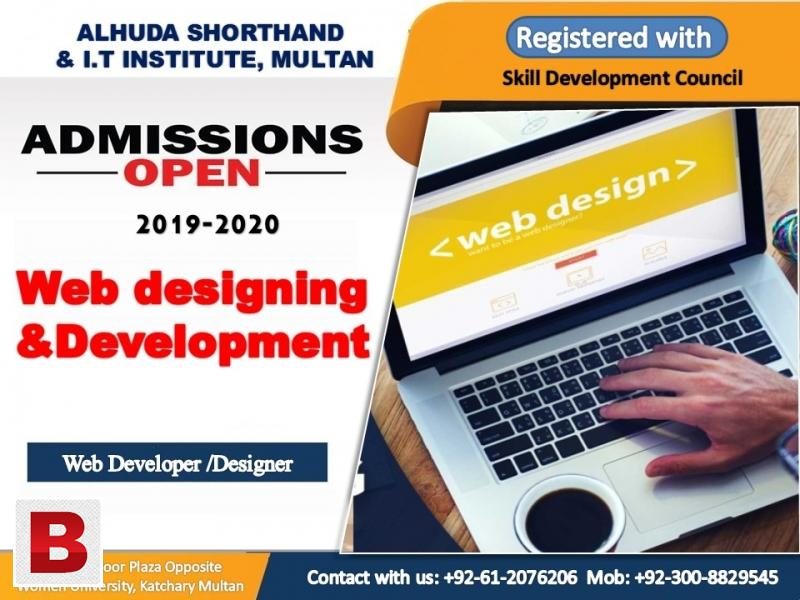 Web Designing Course In Multan Multan In 2020 Web Design Online Web Design Learn Web Design