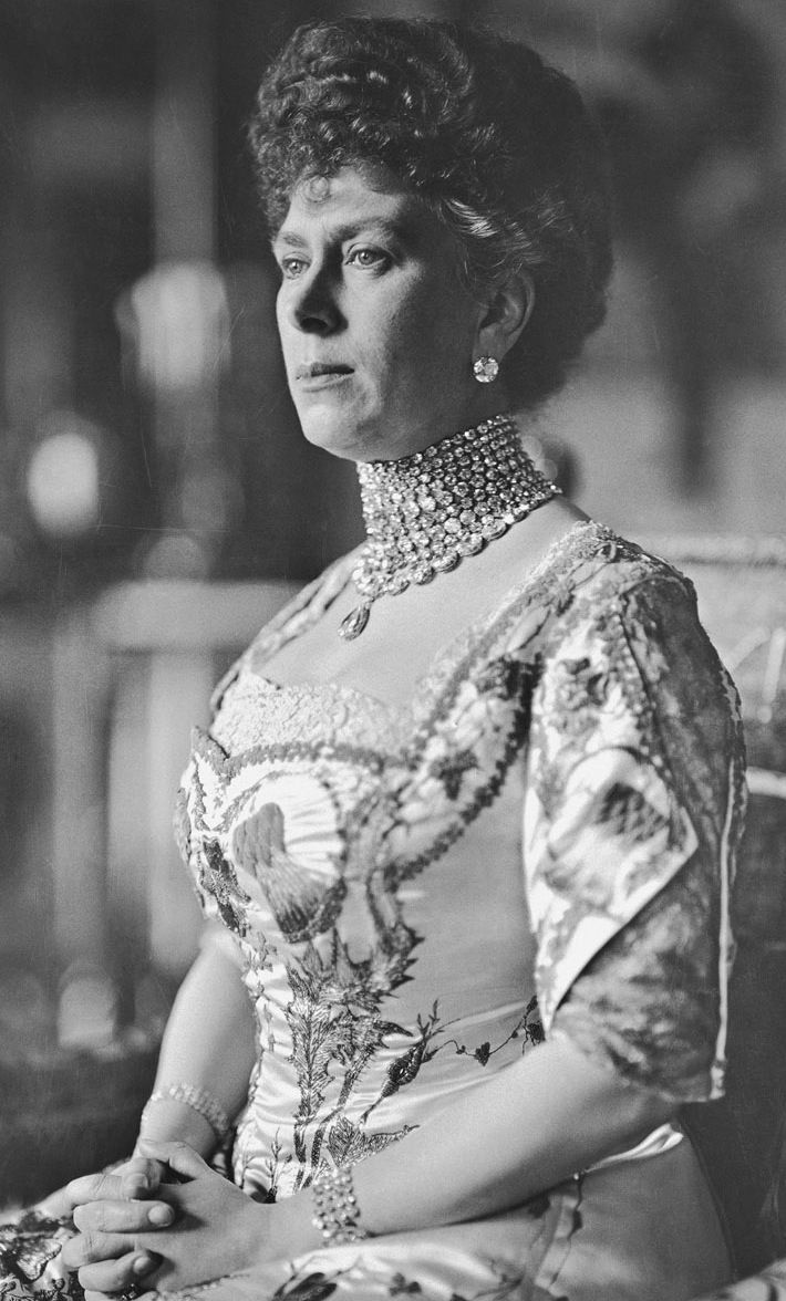Royal Jewels of the World Message Board Queen Mary