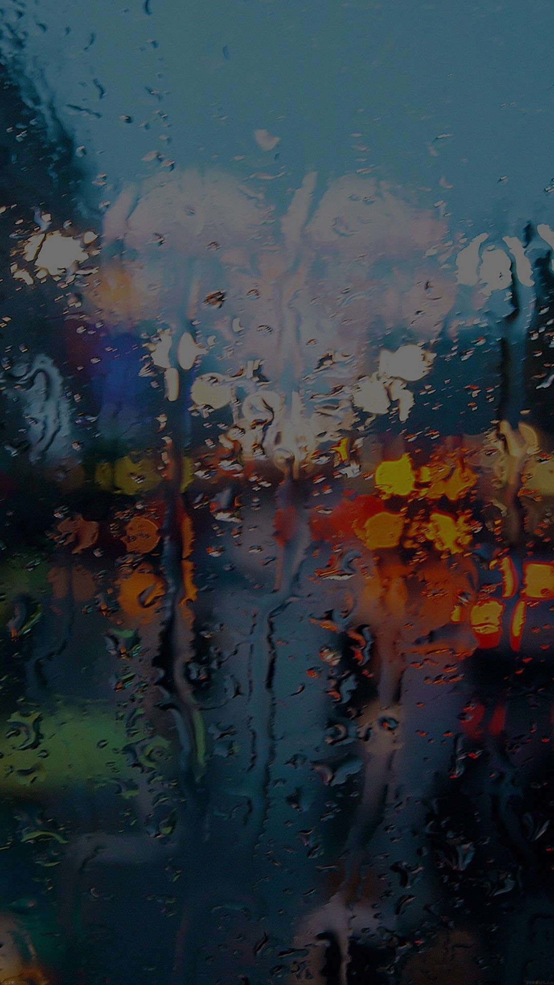 Rain Wallpaper Ios