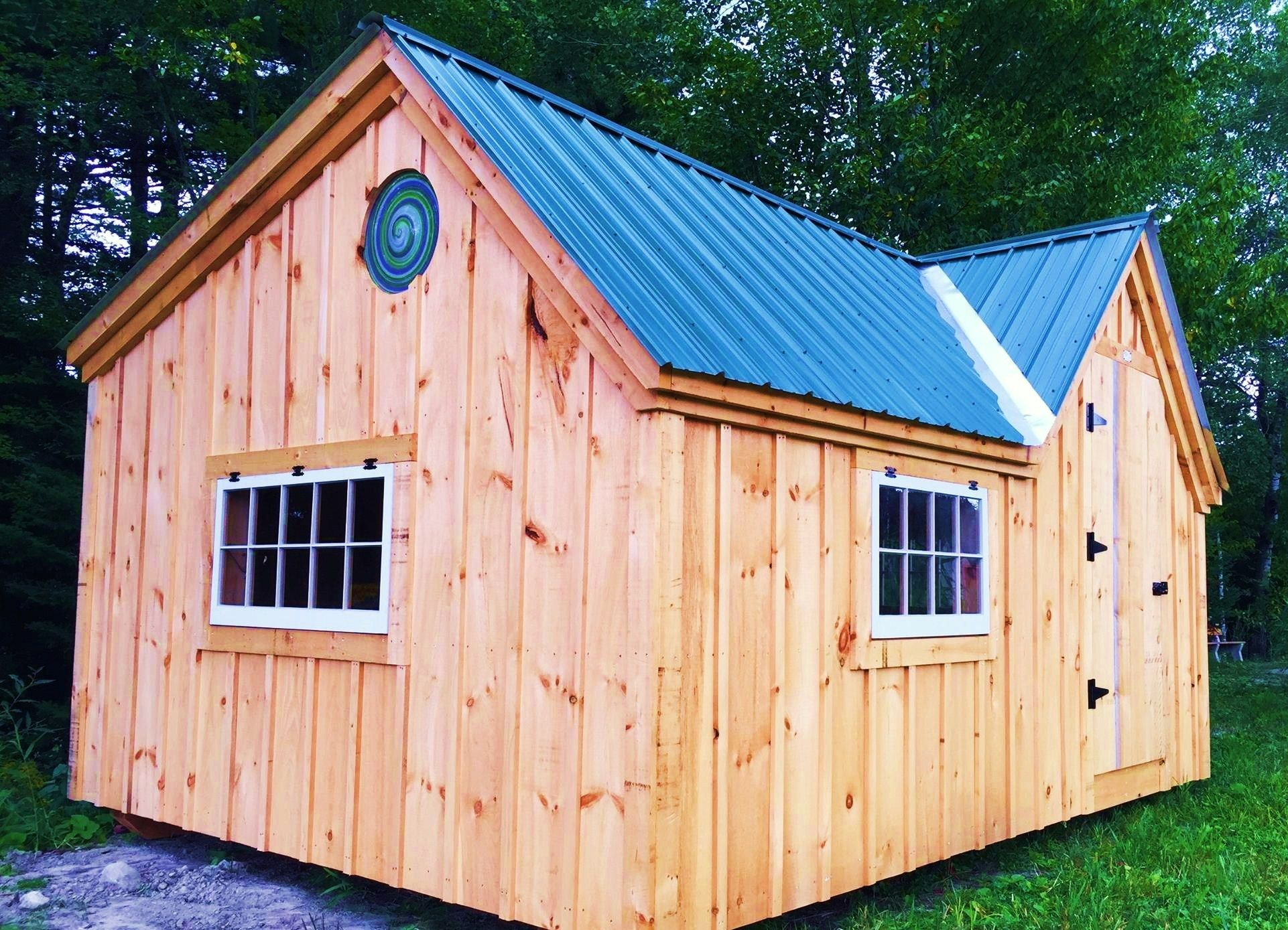 Xylia Cottage in 2019 | Tiny Houses  Plans  JCS | Kit homes