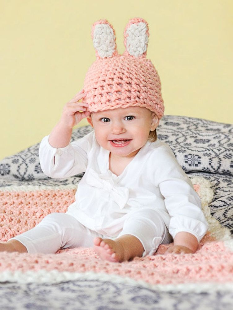 Bunny Hat & Blankie in Spud & Chloe Outer - 9212 (Downloadable PDF ...
