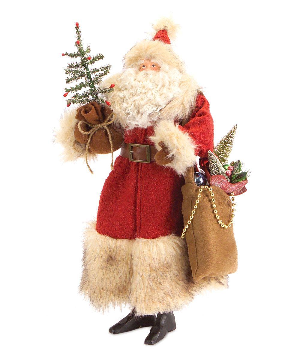 Look at this Santa Holding Tree
