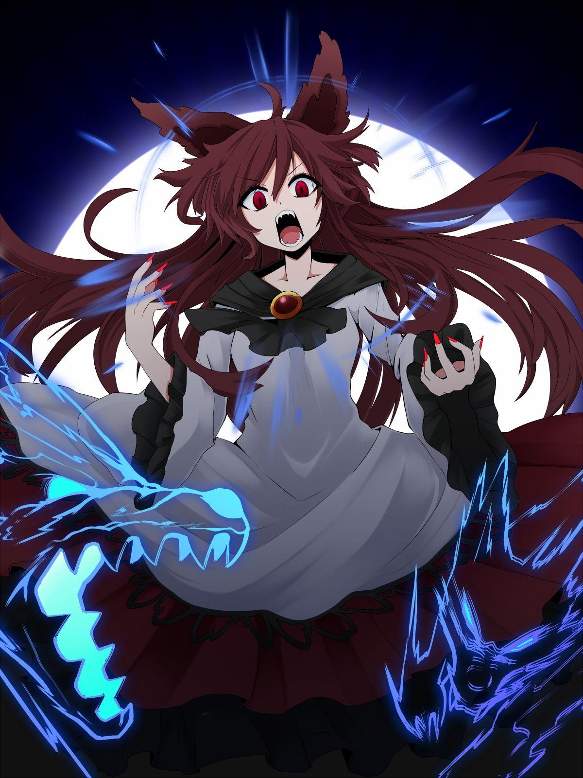 Pinterest Anime wolf girl, Anime neko, Anime wolf