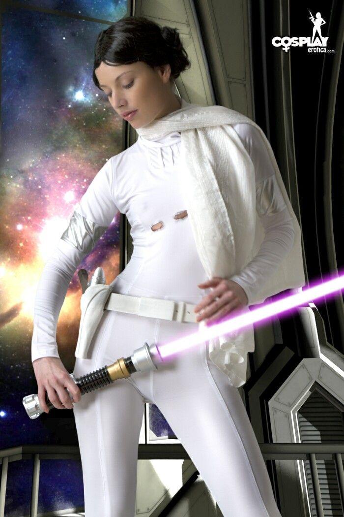 MARYLIN COSPLAY EROTICA | Cosplay: Princess Leia by