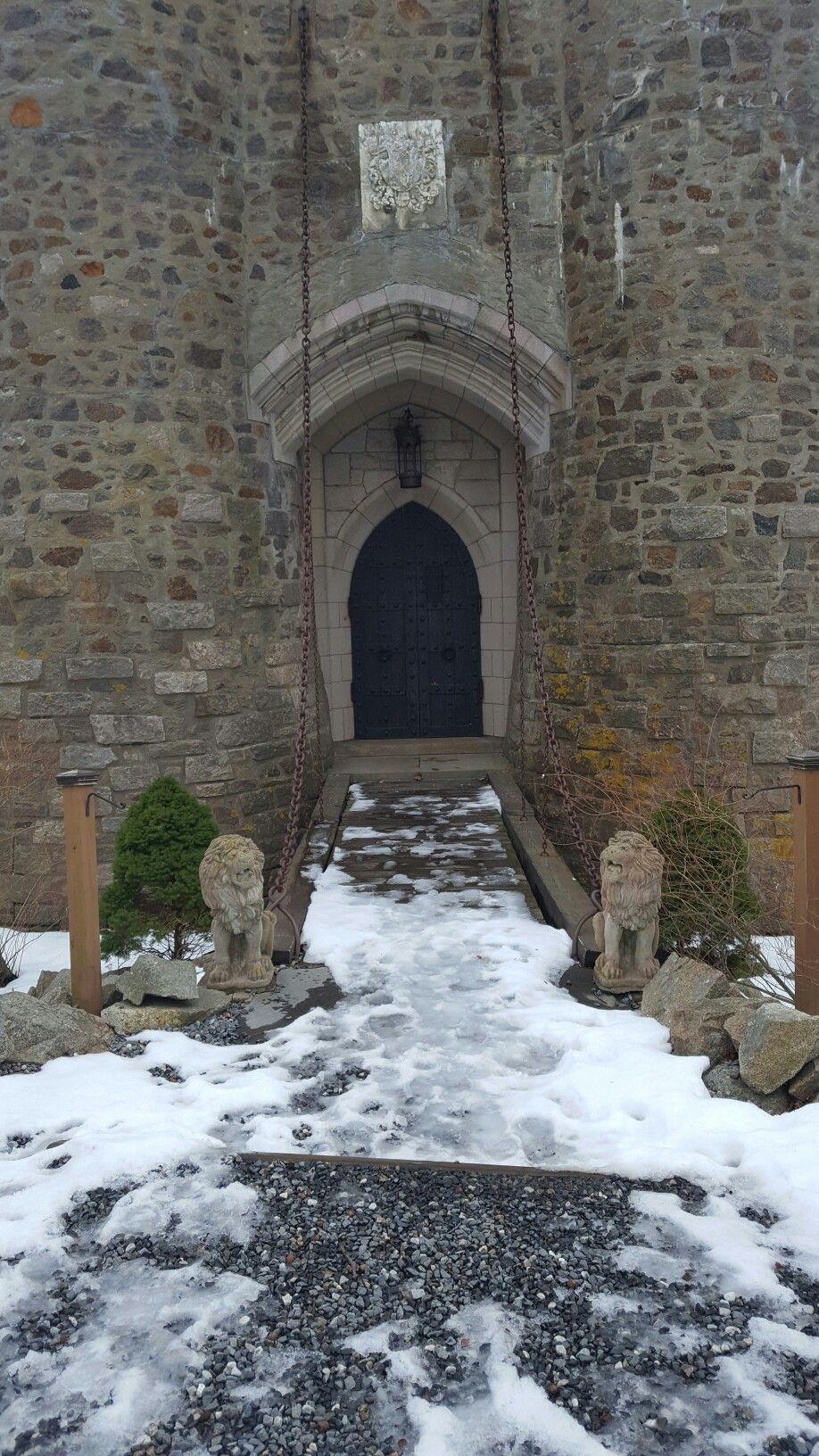 Hammond Castle in Gloucester MA