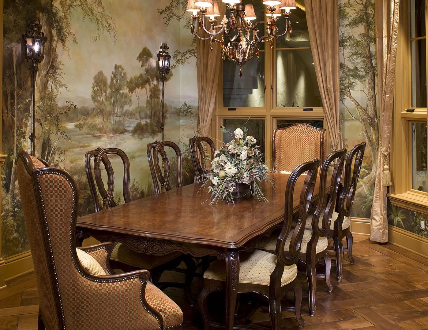 20 Outstanding Mediterranean Dining Design Ideas Dining Room