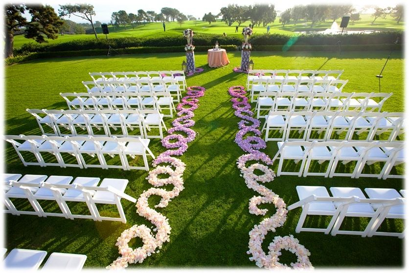 Simple Outdoor Ceremony Decorations: Simple Outdoor Wedding Receptions Wedding Ceremony