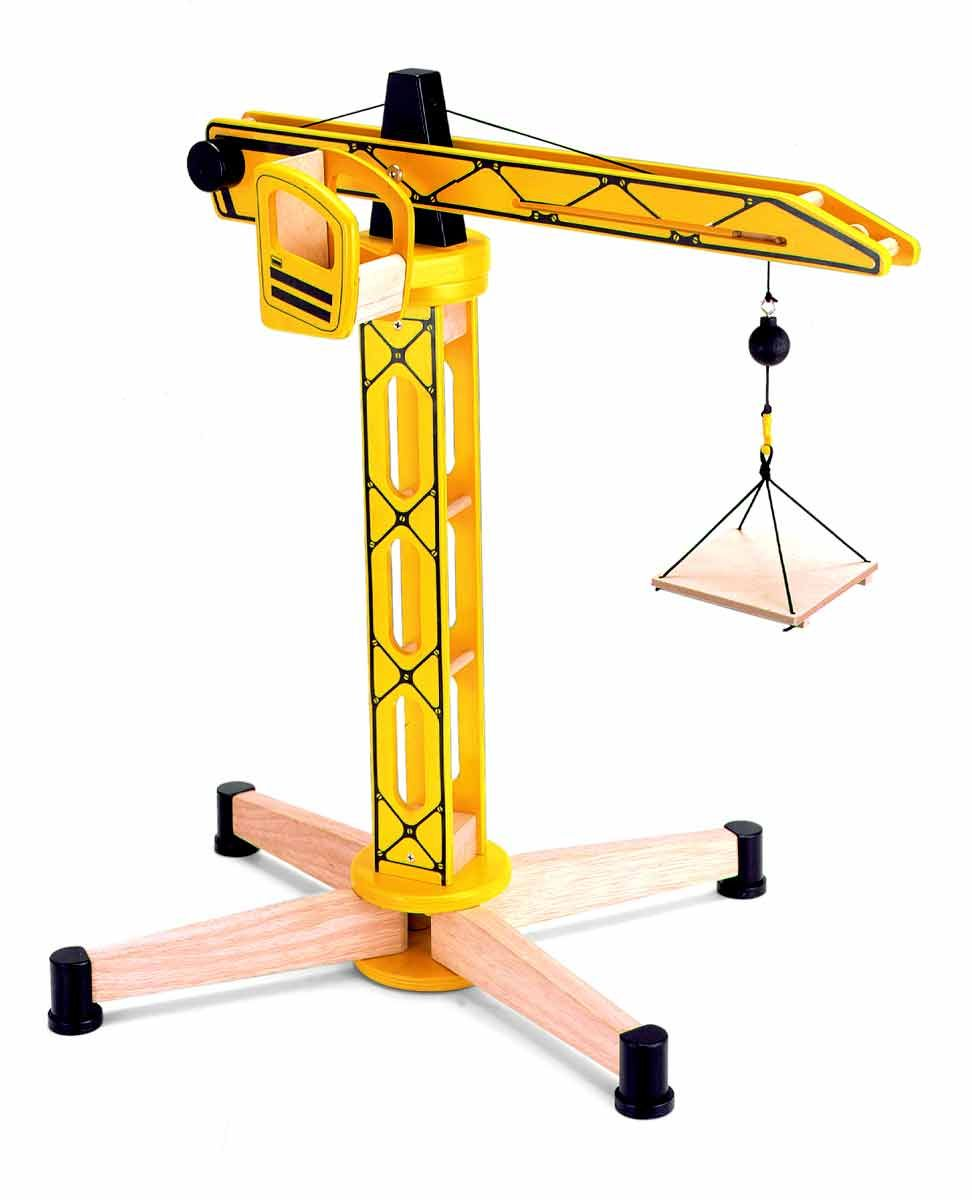 Tower Crane School : John crane wooden tower gruas
