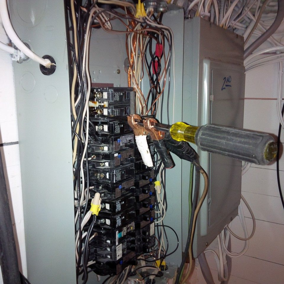 Pin by john benson on ict electrical fails pinterest for Industrial nightmare pictures