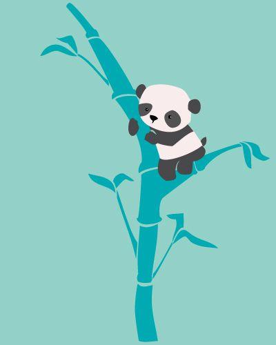 baby panda drawing #babypandabears