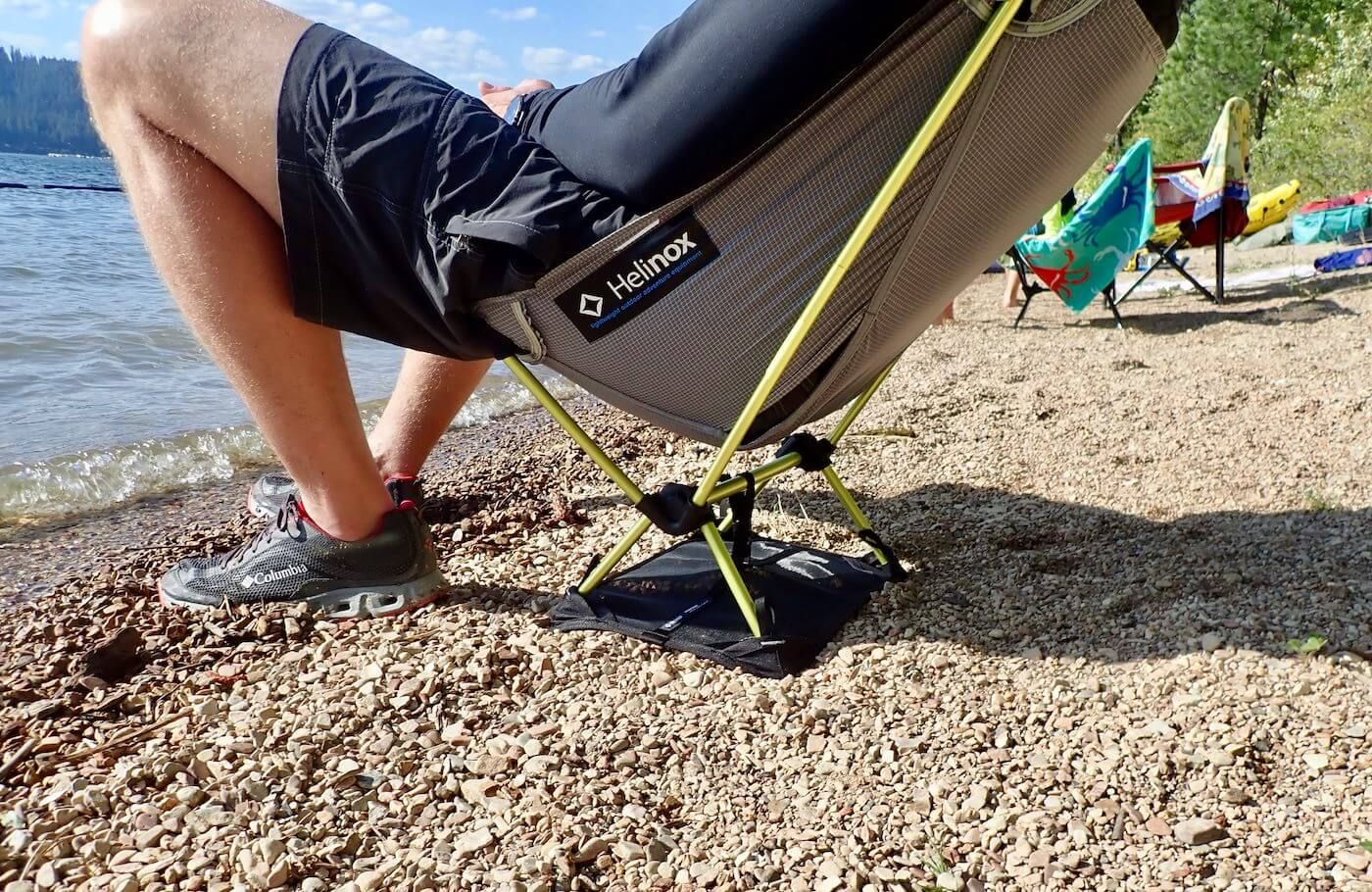 Helinox Chair Zero Review Lightweight Powerhouse Camping Chairs Camping Fun Backpacking Gifts